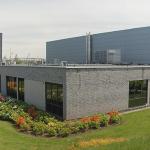 Центральный склад и офис компании в Часткове Мазовецком