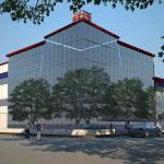 Новооткрытый завод по производству герметиков Soudal McCoy в Индии